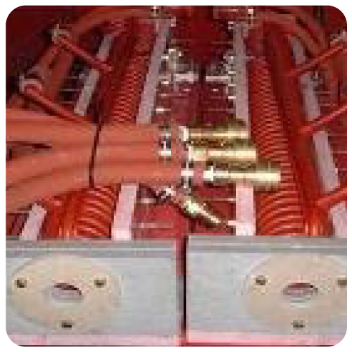Image of wire and cable heating coils