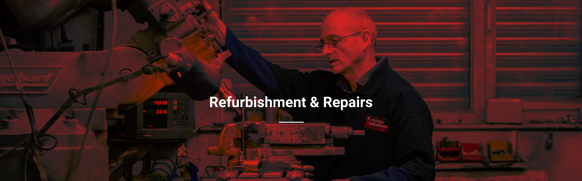 Banner image for Refurbishment and Repairs